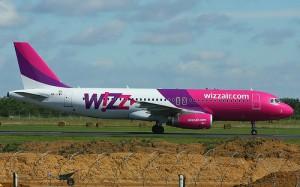 Wizzair Dubaiba repül