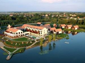 Hotel a Tisza-tónál