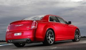 Chrysler 300c a legnagyobbak között